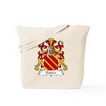 Esteve Family Crest Tote Bag