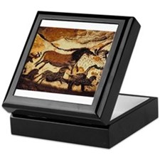 Cave Painting Keepsake Box