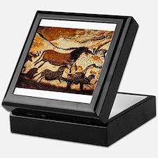 Cave Painting Keepsake Box