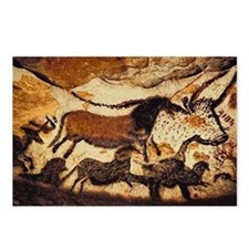Cave Painting Postcards (Package of 8)
