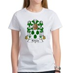 Esneau Family Crest Women's T-Shirt