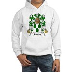 Esneau Family Crest Hooded Sweatshirt
