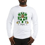 Esneau Family Crest Long Sleeve T-Shirt