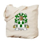 Esneau Family Crest Tote Bag
