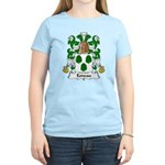 Esneau Family Crest Women's Light T-Shirt