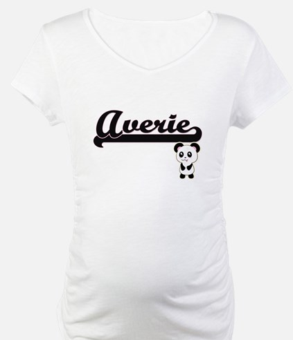 Averie Classic Retro Name Design Shirt