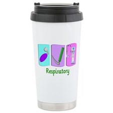 Unique Respiratory therapy Travel Mug