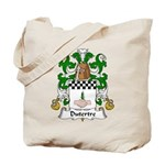 Dutertre Family Crest Tote Bag