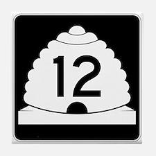State Route 12, Utah Tile Coaster