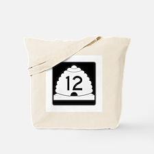 State Route 12, Utah Tote Bag