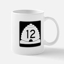 State Route 12, Utah Small Small Mug