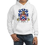 Durant Family Crest Hooded Sweatshirt