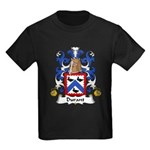 Durant Family Crest Kids Dark T-Shirt