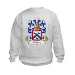 Durant Family Crest Kids Sweatshirt