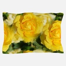 Yellow Roses Pillow Case