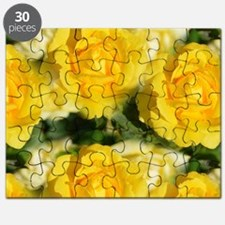 Yellow Roses Puzzle