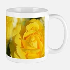 Yellow Roses Mugs
