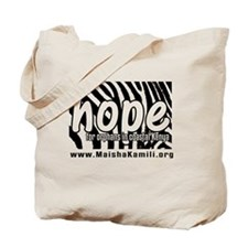 hope for orphans Tote Bag