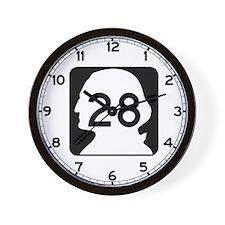 State Route 28, Washington Wall Clock