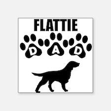 Flattie Dad Sticker