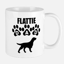 Flattie Dad Mugs