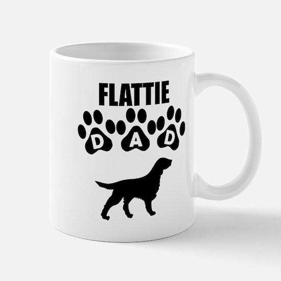 Flattie Dad Mugs