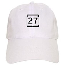 Highway 27, Wisconsin Baseball Cap