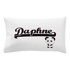 Daphne Classic Retro Name Design with Pillow Case