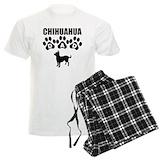 Chihuahua dad Men's Light Pajamas