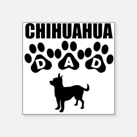 Chihuahua Dad Sticker