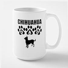 Chihuahua Dad Mugs
