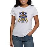 Dugue Family Crest Women's T-Shirt