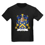 Dugue Family Crest  Kids Dark T-Shirt