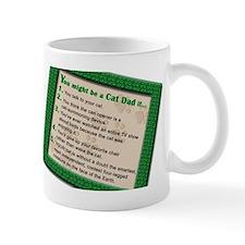 Funny No cat Mug