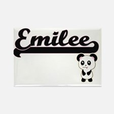 Emilee Classic Retro Name Design with Pand Magnets