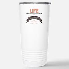 Life Is A Journey Travel Mug