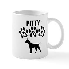 Pitty Mom Mugs