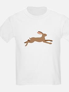 Leaping Rabbit T-Shirt