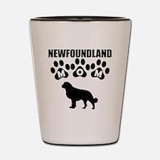 Newfoundland Mom Shot Glass
