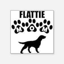 Flattie Mom Sticker