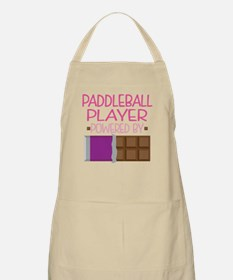 Paddleball Player Apron