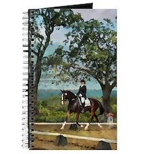 Woodside Trot Dressage Horse Journal