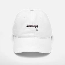 Gwendolyn Classic Retro Name Design with Panda Baseball Baseball Cap
