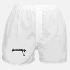 Gwendolyn Classic Retro Name Design w Boxer Shorts