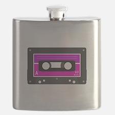 Unique 1980s Flask