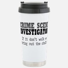 Unique Police humor Travel Mug