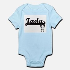 Jada Classic Retro Name Design with Pand Body Suit