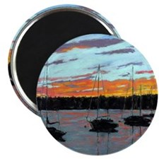 Day's End Magnet