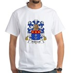 Dubreuil Family Crest White T-Shirt