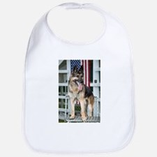 German Shepherd Dog Bib